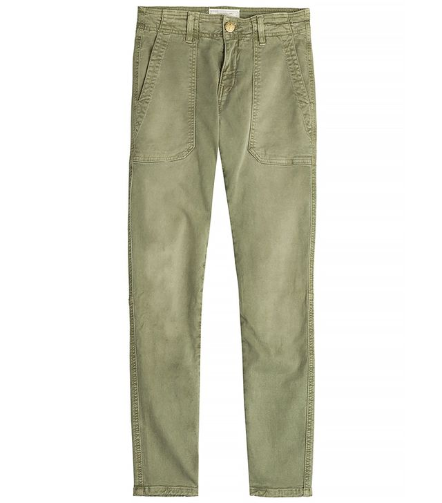 Current/Elliott Skinny Cargo Pants