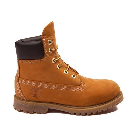 """Timberland Womens 6"""" Premium Boot in Wheat"""
