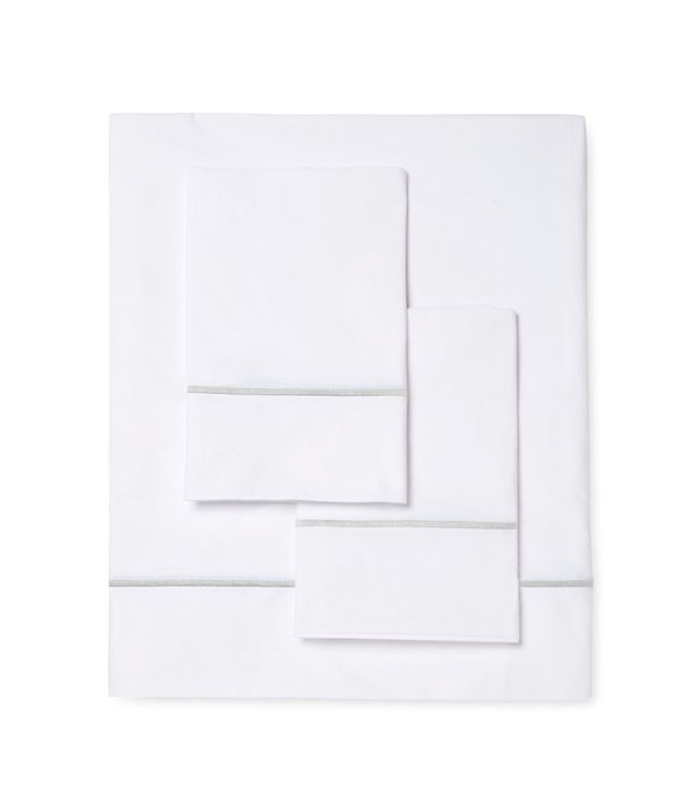 Errebicasa Hotel Collection Italian-Made Percale Sheet Set
