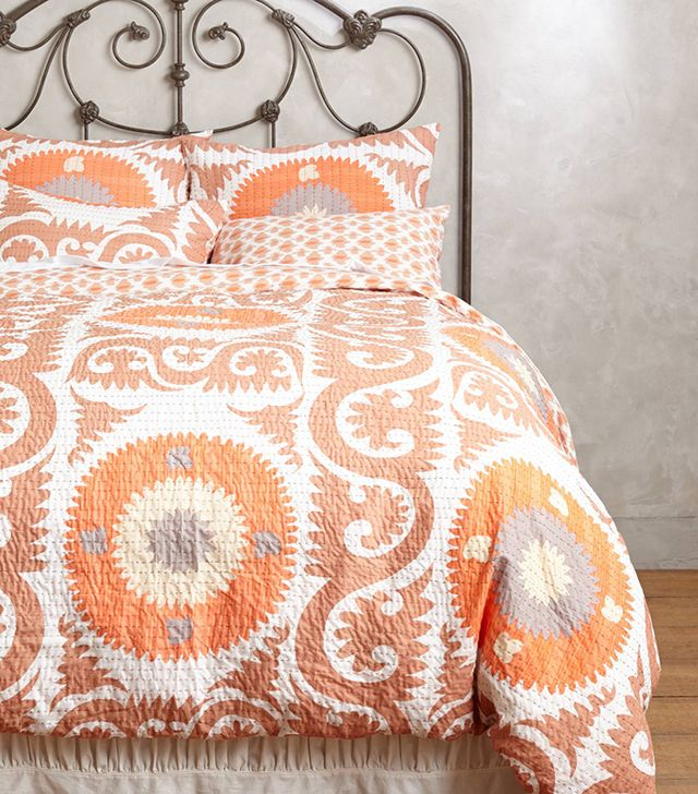 Anthropologie Yavlova Duvet