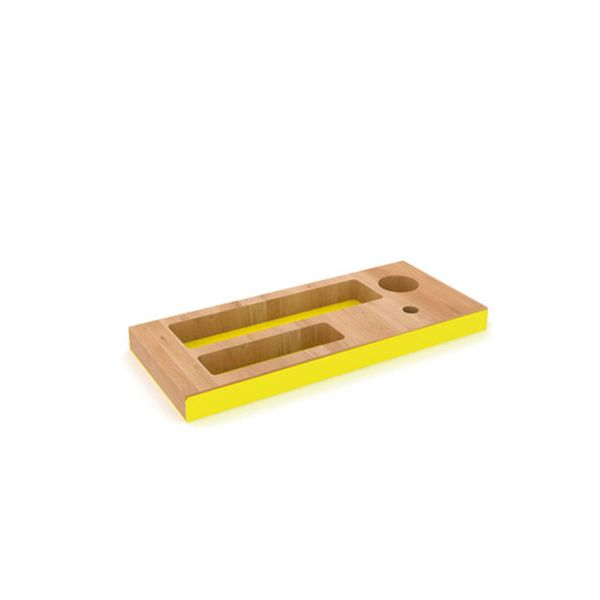 Universo Positivo Large Yellow Pencil Tray