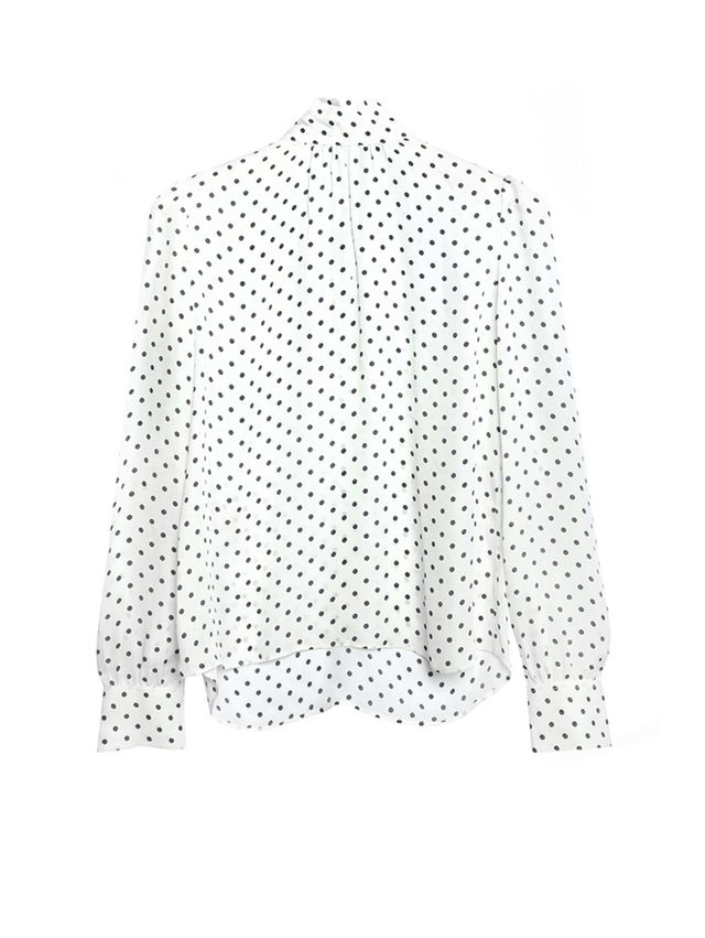 Alexa Chung for AG The Gordonderry Daisy Print Blouse
