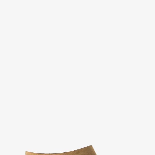 Mango Premium Suede Strap Sandals