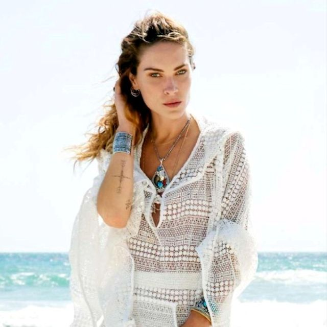 Erin Wasson Gives 7 White Summer Dresses A Bohemian Twist