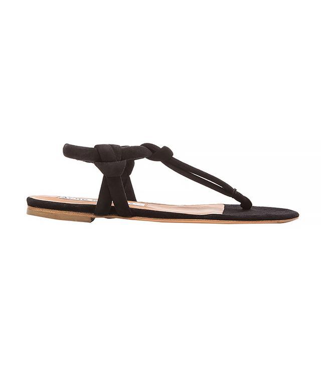 Acne Studios Arbor Suede Sandals