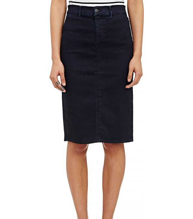 J Brand Willa Pencil Skirt