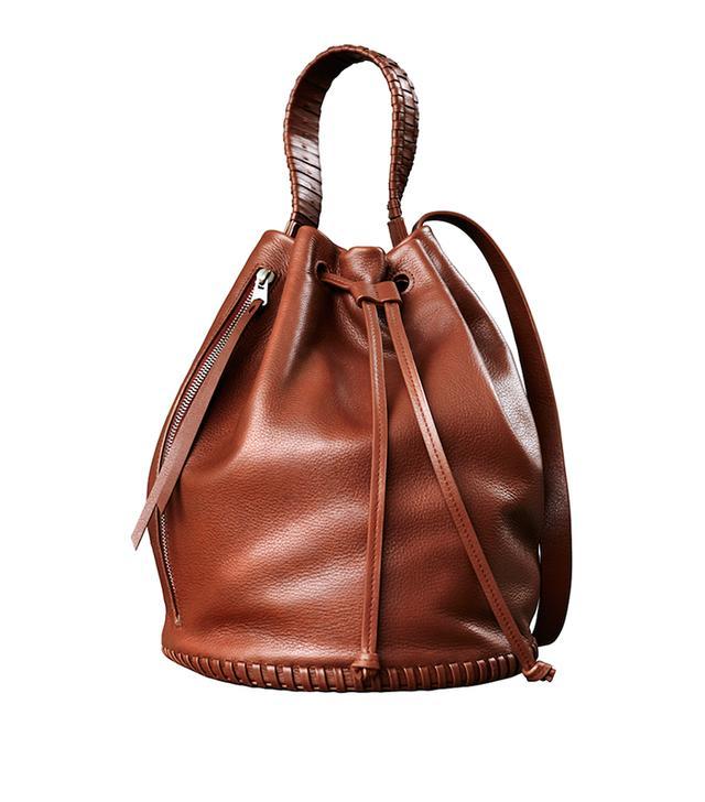 AllSaints Club Bucket Bag