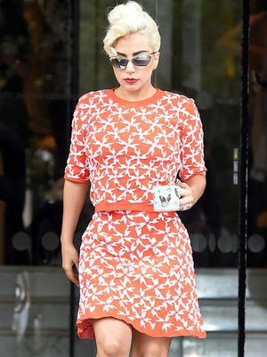 Naturally: Lady Gaga Spent $300,000 on Three Pairs of Designer Shoes