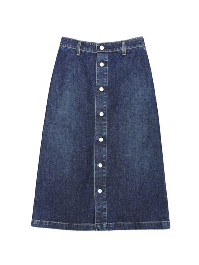 Alexa Chung for AG Cool Denim Skirt