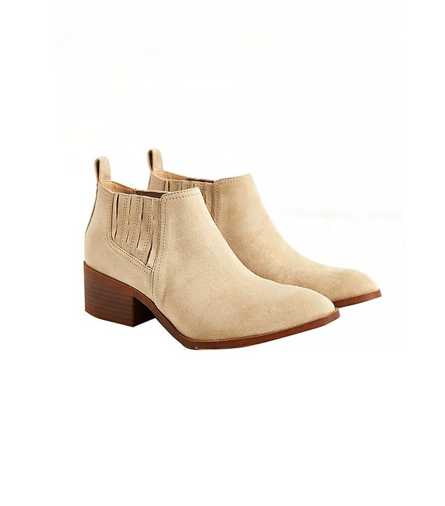 BC Footwear Stand Up Straight Bootie, Neutral