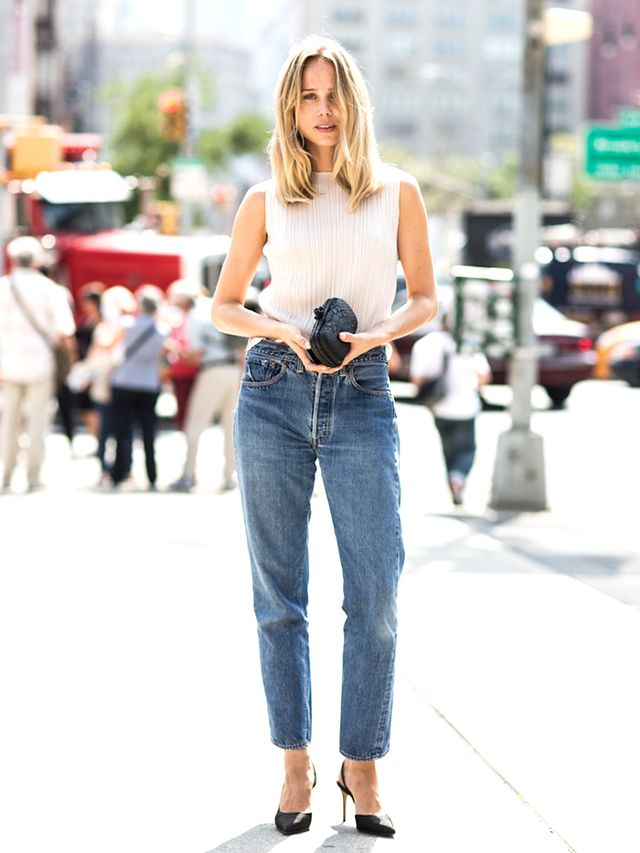 How One Denim Brand Promises to Make Jeans Bearable in the Heat