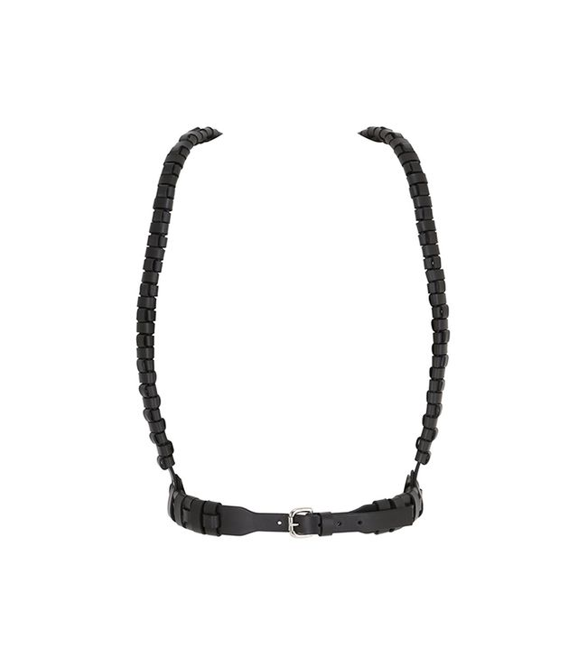 Fllet Ilya Woven Leather Harness