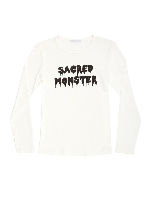 Alexa Chung for AG The Sacred Monster Tee