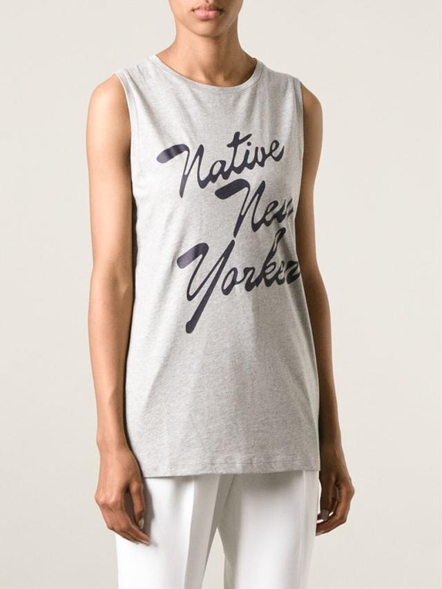 Être Cécile Native New Yorker T-Shirt