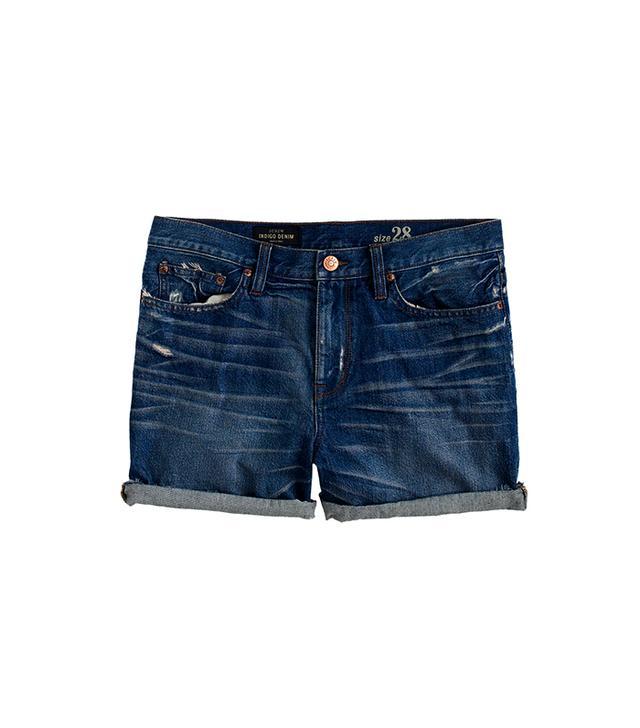 J.Crew Broken-In Boyfriend Shorts