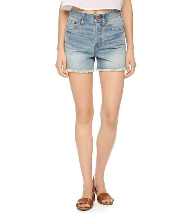 Madewell Perfect Summer Shorts