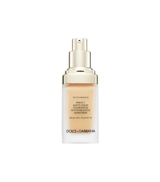 Dolce & Gabbana The Foundation Perfect Matte Liquid Foundation Broad Spectrum SPF 15
