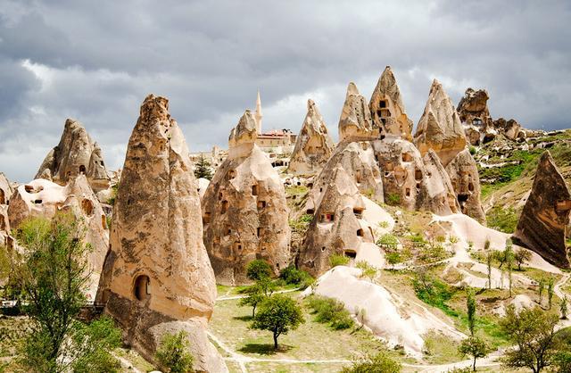Göreme National Park, Cappadocia, Turkey