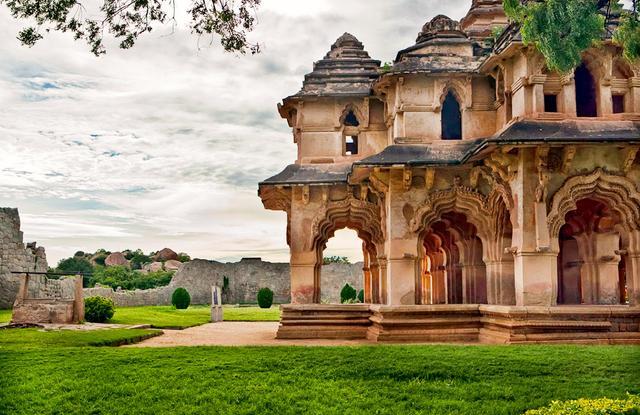 Hampi Monuments, India