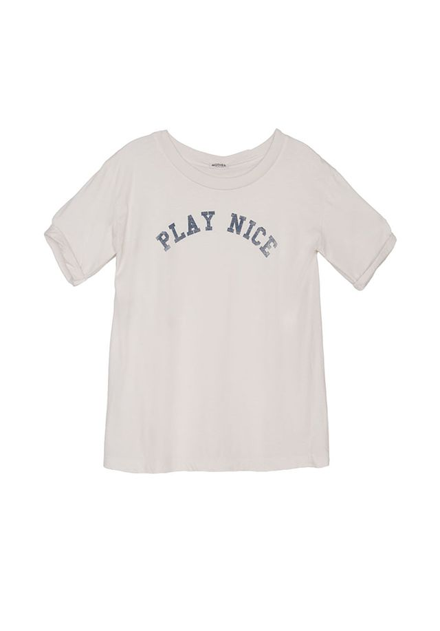 Mother + Kind Campaign Play Nice Tee