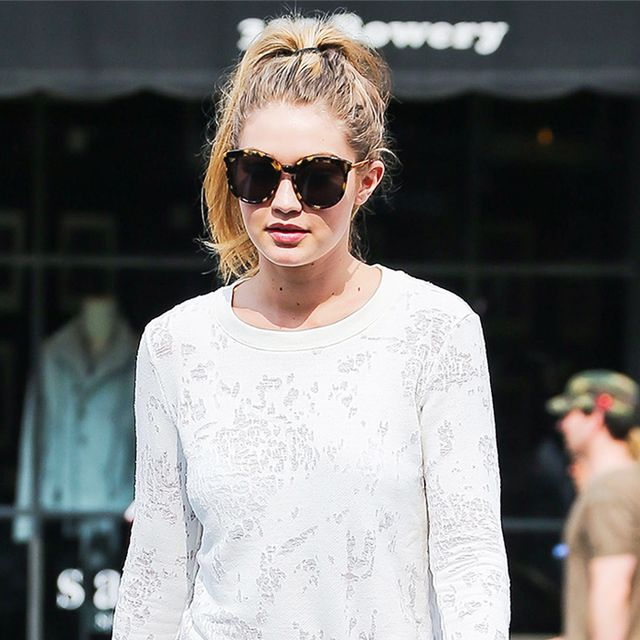 Only Gigi Hadid Could Look This Chic at Disneyland
