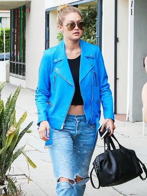The Best Celebrity Denim Outfits for Every Silhouette