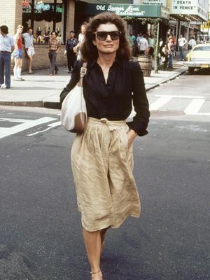 Jackie O's Best Street Style Looks
