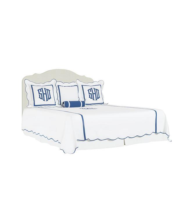 Leontine Linens Abigail Monogrammed Bedding