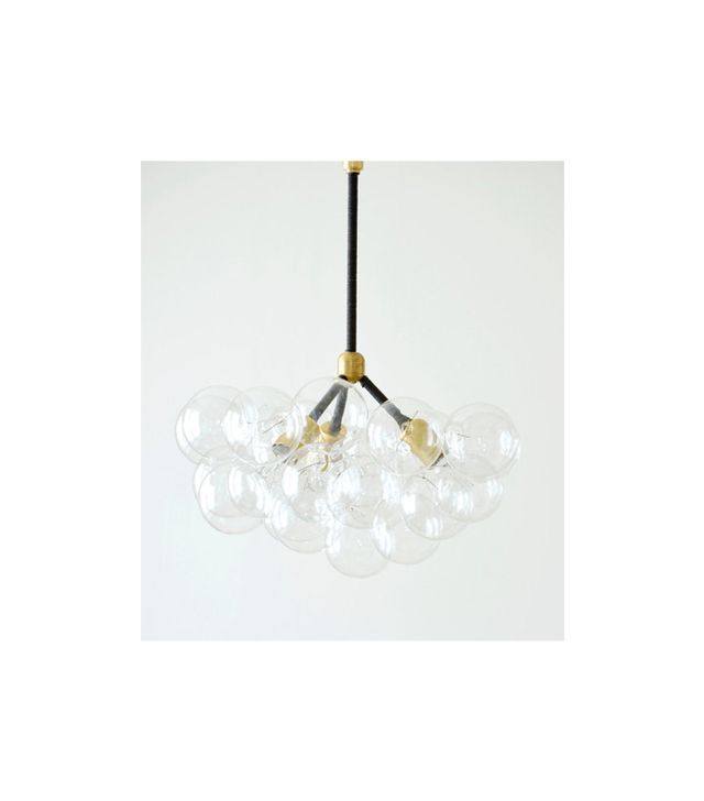 The Light Factory The Three Branch Bubble Chandelier