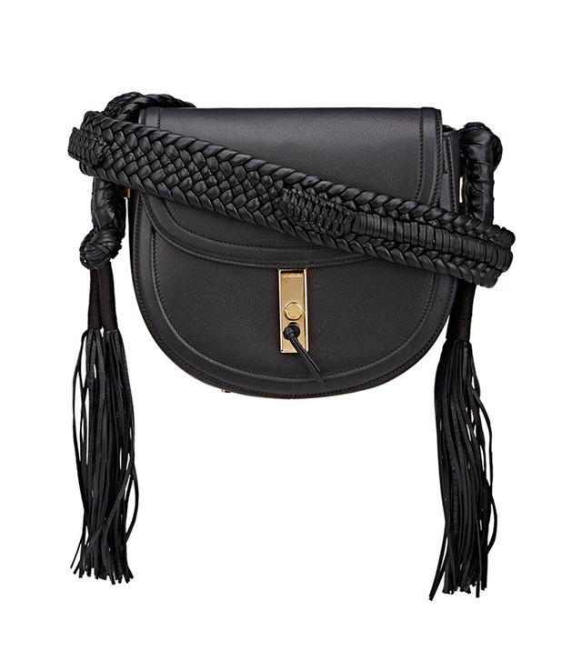 Altuzarra Ghianda Bullrope Small Saddle Bag