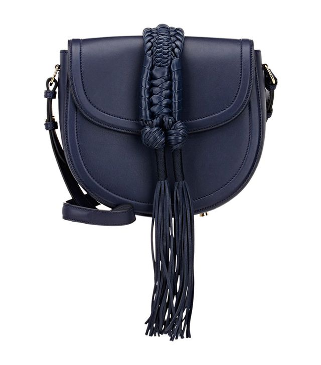 Altuzarra Ghianda Knot Small Saddle Bag