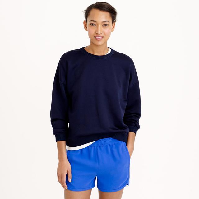 J.Crew Drapey Sweatshirt