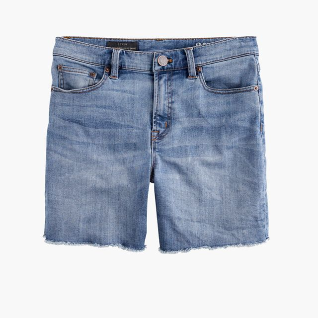 J.Crew Lookout High-Rise Denim Shorts