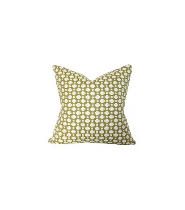 Arianna Belle Betwixt Grass Pillow