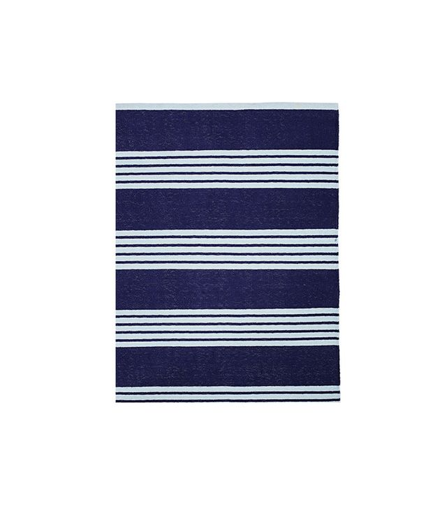 Serena & Lily Reade Stripe Dhurrie