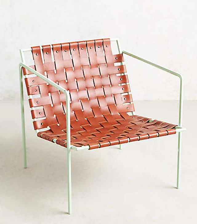 Anthropologie Rod & Weave Chair 1200