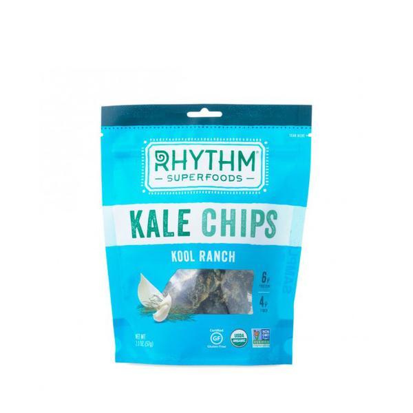 Rhthym Kool Ranch Kale Chips