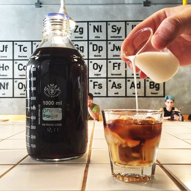To see more images of the Breaking Bad bistro, visitWalter's Coffee.  Shop some of our favorite coffee accessories below.  Do you want to see aWalter's Coffee in the U.S.?...