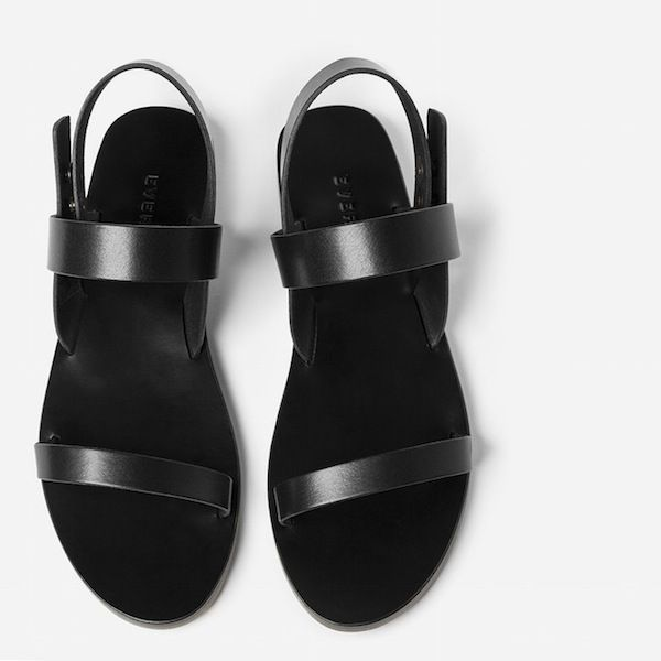 Everlane The Italian Slingback Sandal