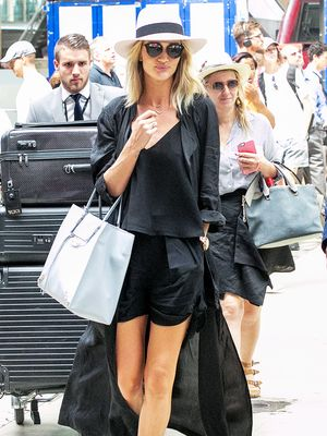 The Luggage Brand Every Celebrity Travels With