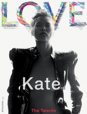 Love Magazine Celebrates Their 'The Talents' Issue With 9 Covers