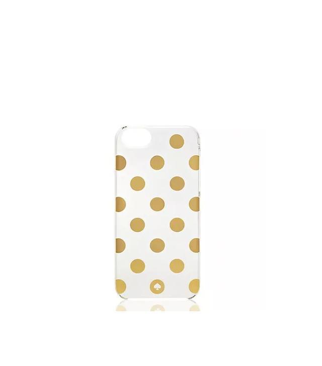 Kate Spade New York Le Pavillion Clear iPhone 5 Case