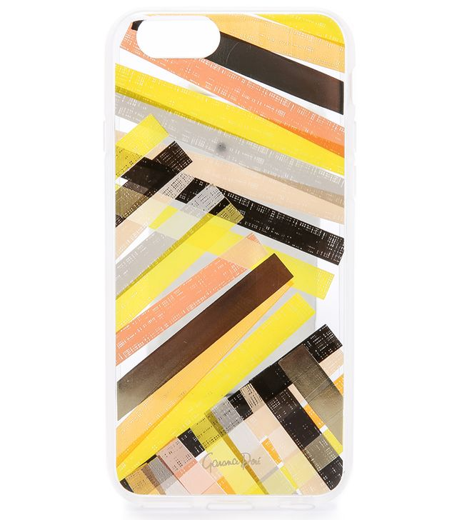 Rifle Paper Co. Garance Dore Color Bar iPhone 6 Case