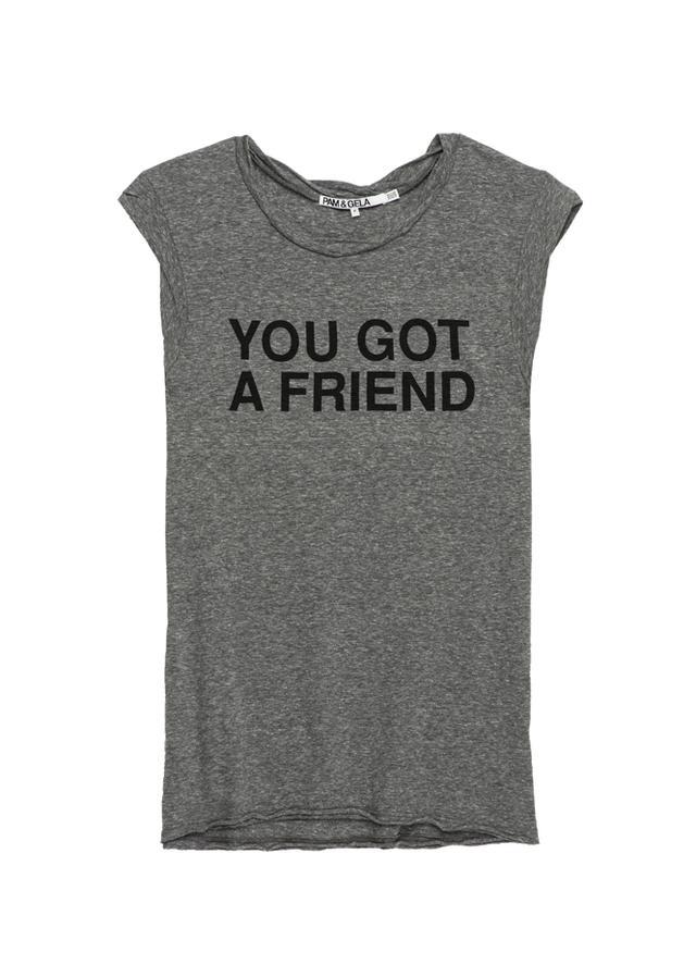 Pam & Gela You Got a Friend T-Shirt