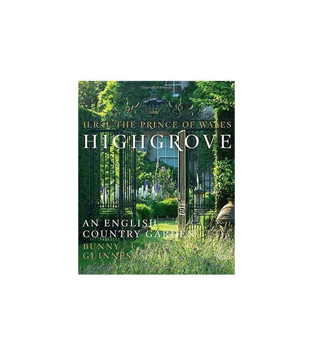 Bunny Guinness Highgrove: An English Country Garden