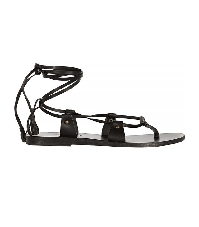 Valia Gabriel Lia Leather Sandals