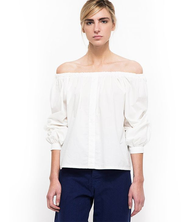 Farrow Vacation Top