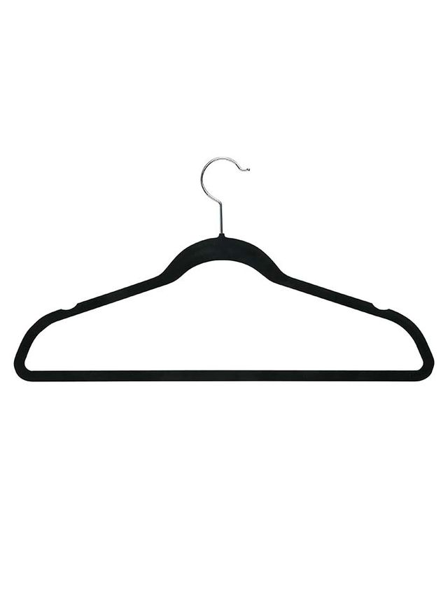 Honey-Can-Do Velvet Touch Suit Hanger 50 Pack