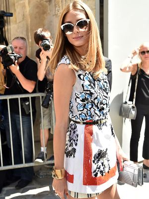 The Fabulous Crew Olivia Palermo Brunches With in Europe