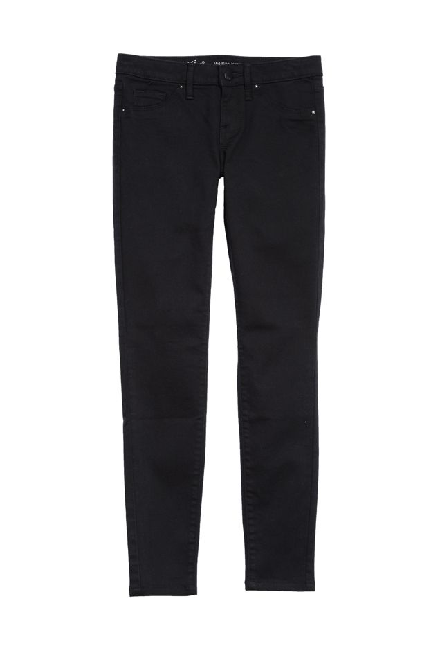 Mossimo for Target Mid-Rise Skinny Jeans